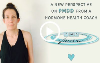 A new perspective on PMDD from a hormone health coach